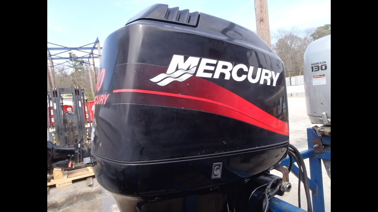 small resolution of 6m3a73 used 2003 mercury 90elpto sw 90hp 2 stroke remote outboard boat motor 20 shaft