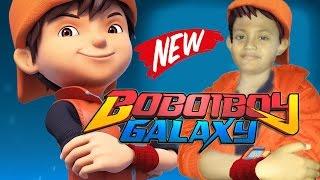 BoBoiBoy Galaxy Teaser - Musuh Yang Tangguh