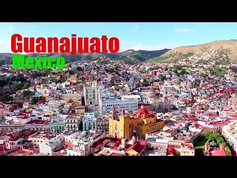 Guanajuato City Tour, Mexico