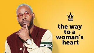 Eric Bellinger on The Way to a Woman's Heart | Relationship Advice