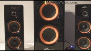 Eagle Tech Arion 2.1 Soundstage Speakers Review
