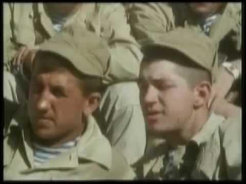 Soviet Afghanistan war (spetsnaz )