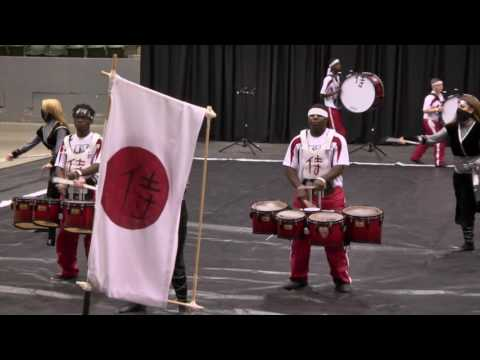 Holmes Community College Indoor Drumline 2016