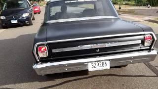 1964 Chevy Nova Burnout #2
