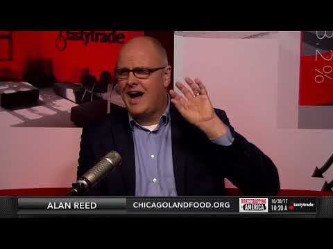 Alan Reed of the Chicagoland Food and Beverage Network | Bootstrapping in America