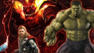Elements from Planet Hulk to appear in Thor: Ragnarok? -