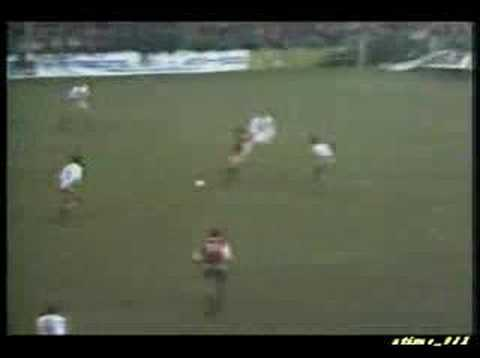 "John Radford in ""501 Arsenal Goals"""