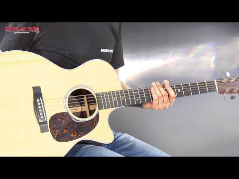 Martin Guitars GPCPA4 Rosewood Gitarre