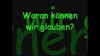 Frida Gold - Wovon sollen wir träumen (Lyrics)
