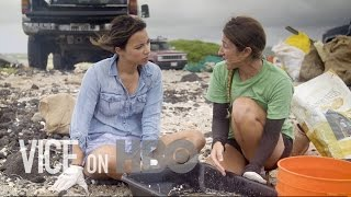 The World's Plastic Addiction   VICE on HBO
