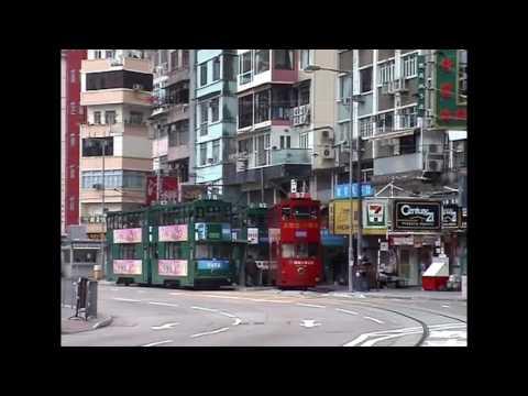 HongKong Tramways - Happy Valley pt1