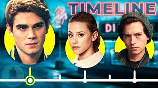 The Completely Insane Riverdale Timeline...So Far | Cinematica