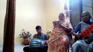 shavaan shomvaar bhajan with Dadi and Nani