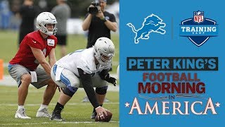 Detroit Lions Training Camp 2018: Three Things to Know I NFL I NBC Sports
