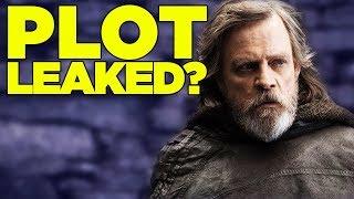 Star Wars LAST JEDI Mark Hamill Spoiler? (Luke Skywalker Theory!)