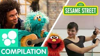 Sesame Street: Dance With Murray, Elmo, Mando and Rosita!