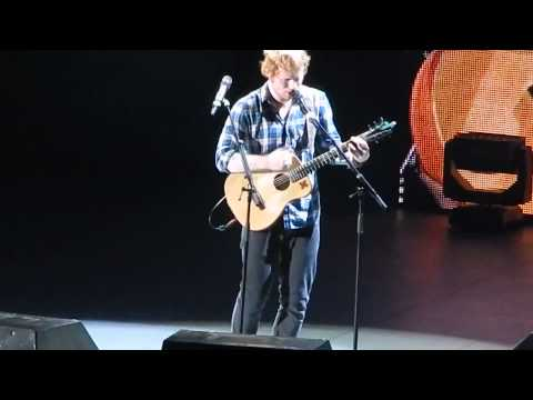 "ed-sheeran-""take-it-back/superstition/ain't-no-sunshine""-@-hollywood-bowl"