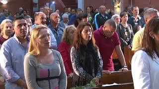 Santa Missa - 14.09.2017