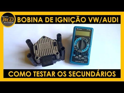 Dica - Como Testar os Enrolamentos Secundários - Bobina de Ignição Vw/Audi