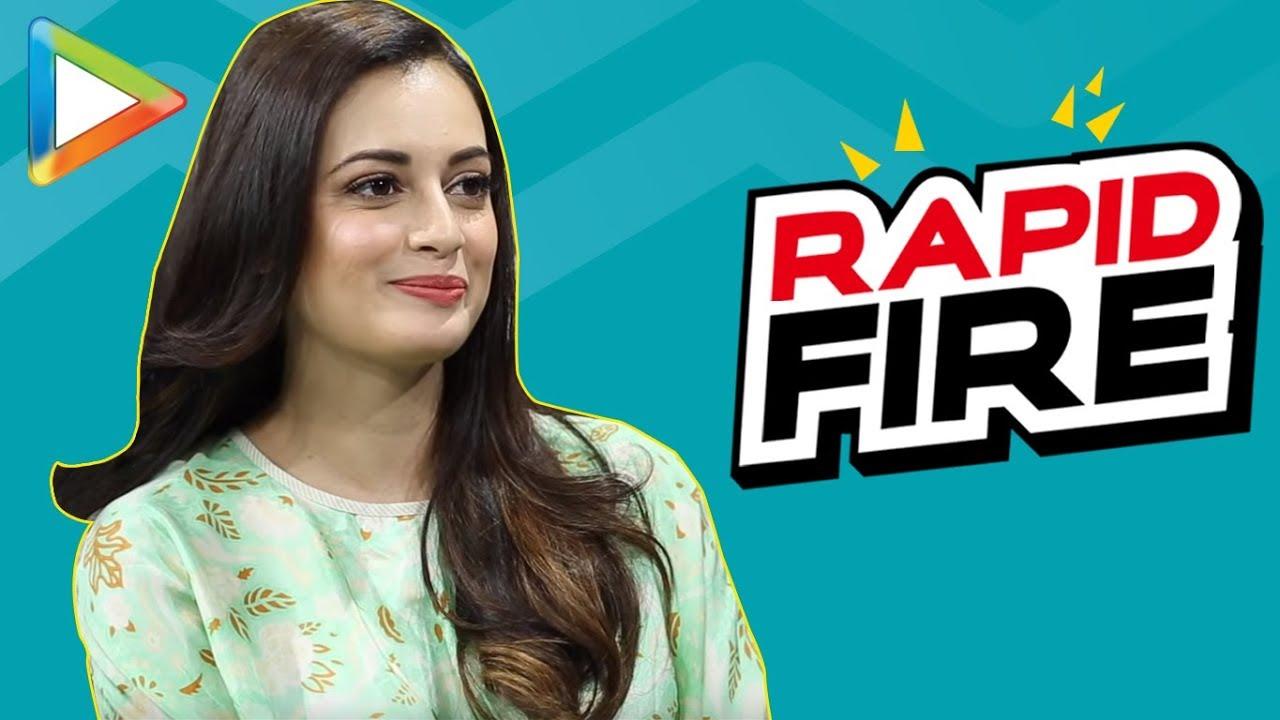 Download R Madhavan ya Salman Khan? Dia Mirza's Rapid Fire is a MUST WATCH!