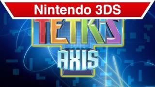 Nintendo 3DS - Tetris: Axis Trailer