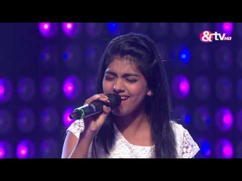 Aditi Khandelgal - Chalo Tumko Lekar | The Blind Auditions | The Voice India 2