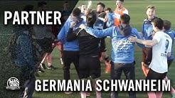 Germania Schwanheim II – BSC Altenhain (Kreisliga A, Kreis Maintaunus) - Spielszenen | MAINKICK.TV