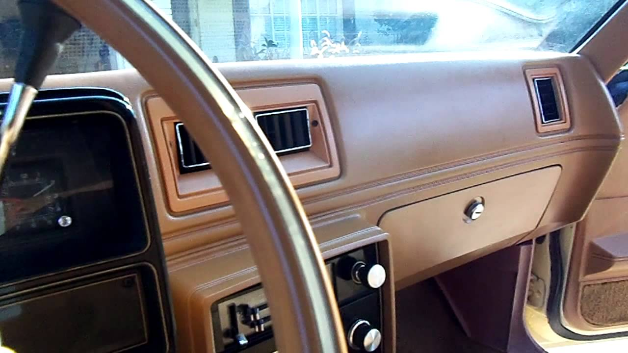 medium resolution of el camino interior
