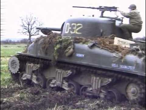 L'histoire du char M4 Sherman - Documentaire