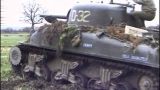 M4 Sherman - Documentaire COMPLET
