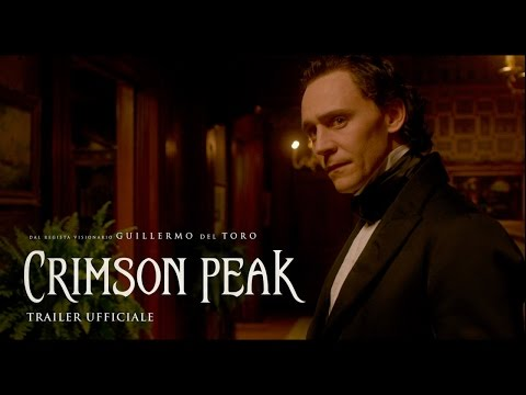 CRIMSON PEAK di Guillermo Del Toro - Trailer italiano ufficiale