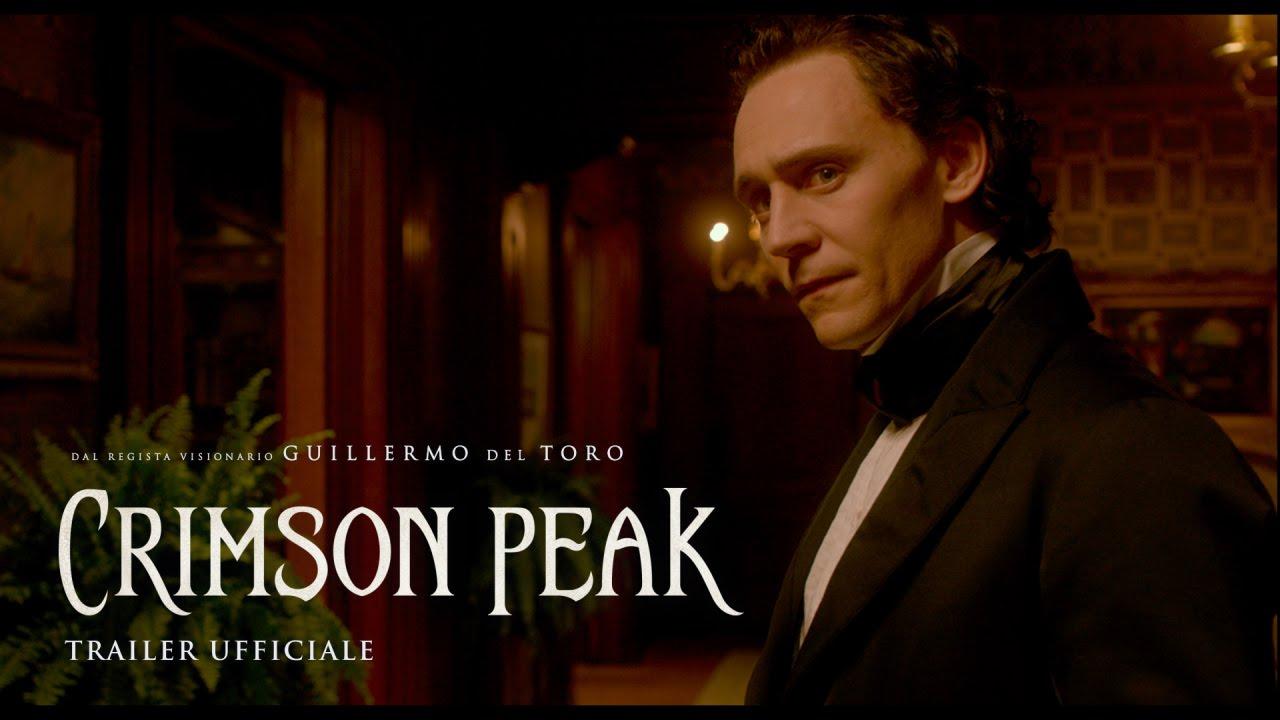 CRIMSON PEAK Trailer italiano ufficiale | Guillermo Del Toro -