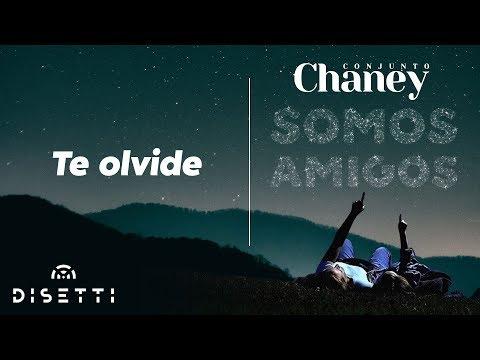 5. Conjunto Chaney – Te Olvide | Salsa Romantica con Letra