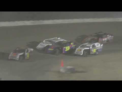 SportMod A-Main Grayson County Speedway 8.18