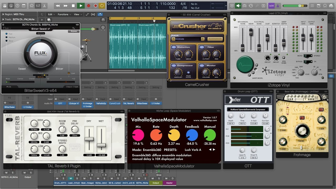 Top 7 FREE Audio Mixing Plugins (Download)