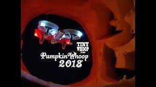 PumpkinWhoop 2018 - Jack o Lantern Racing - Tiny Whoop Halloween