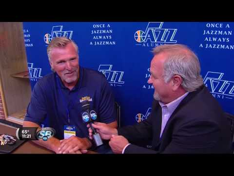 Tom Chambers on the Utah Jazz 2016 offseason