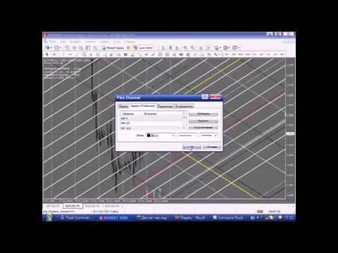 Стратегия Ганна при помощи инструментов - веер, линии и сетка Ганна