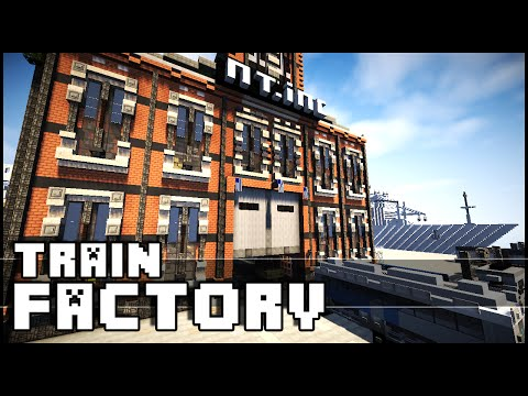 Minecraft - Train Factory