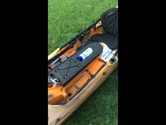 New Ocean Kayak Trident Ultra 4.7