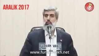 Alparslan Kuytul 2017'de Söylemişti  Turkiyede kriz olacağını.!