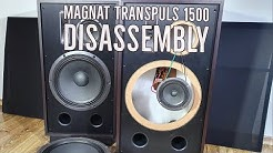 Look inside NEW $1200 Magnat Transpuls 1500 speakers [Teardown]