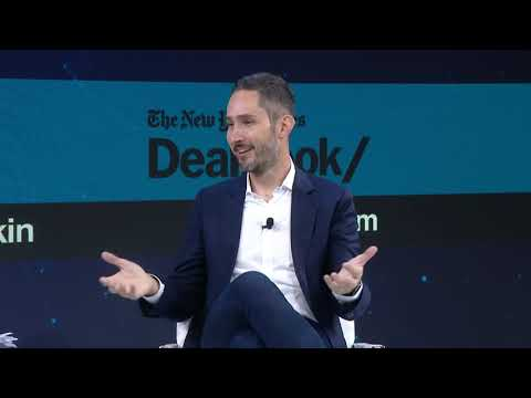 Instagram Co-Founder Kevin Systrom On Breaking Up Big Tech and ...