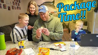 Package Time!! Opening Mail from Northen Lights Metal Detecting & Lady Mathers