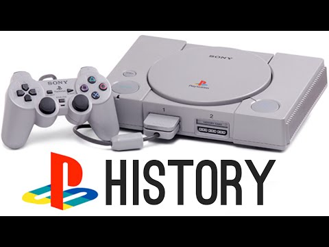 The Story of the Sony Playstation   ColdFusion