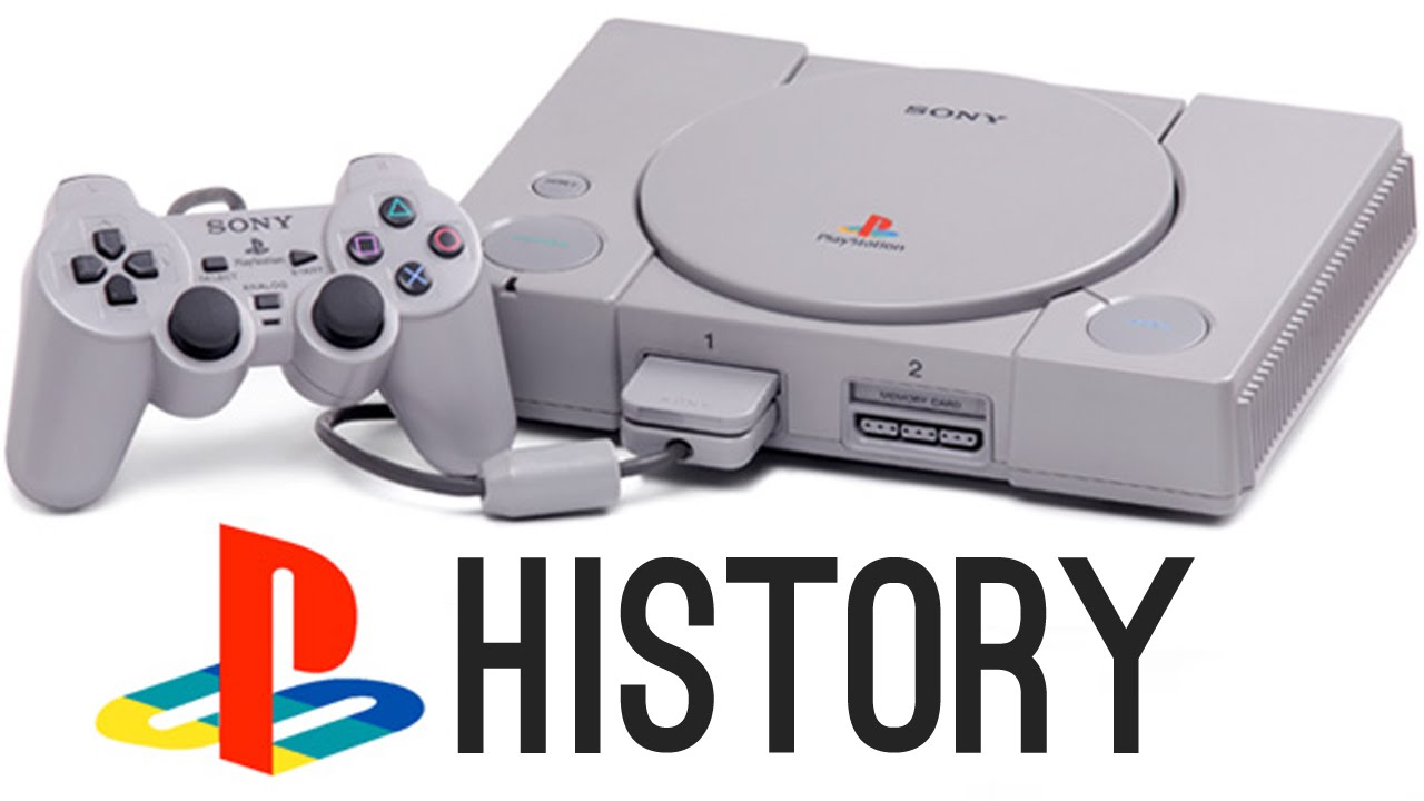 Image result for sony playstation history