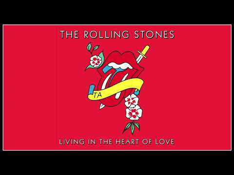 """The Rolling Stones """"Living In The Heart Of Love"""" (From Tattoo You 2021)"""