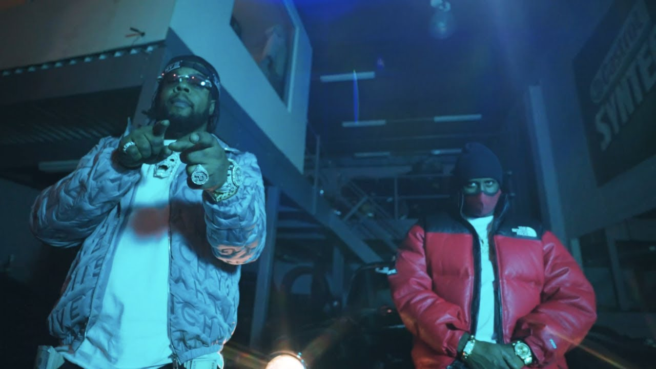 Funk Flex x Rowdy Rebel - RE-ROUTE (Official Video)