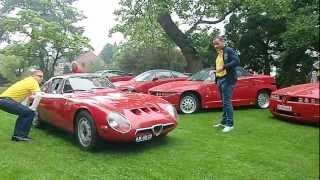 4th International Alfa Romeo Zagato Meeting In Vaals(Nl)