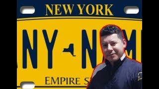 En camino al DMV de staten island New York